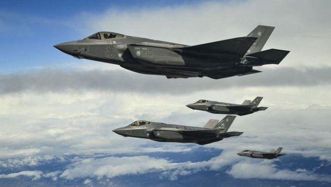 US Senators Want to Block Sale of F-35 Fighters to Turkey