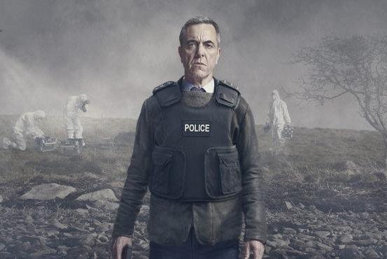 James Nesbitt is returning for a second season of Bloodlands. Image courtesy of BBC