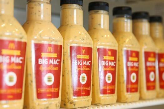 Bottle of McDonald's Big Mac Sauce sells for $95,394 on eBay