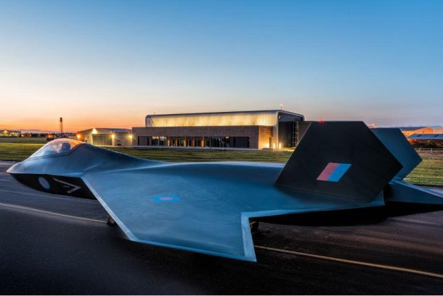 The defense industries of Britain, Sweden and Italy agreed on Wednesday to collaborate on projects, including the British Tempest fighter plane. Photo courtesy of GKN Industries