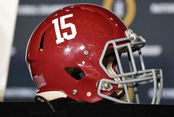 Photo courtesy of Alabama Crimson Tide Football/Twitter