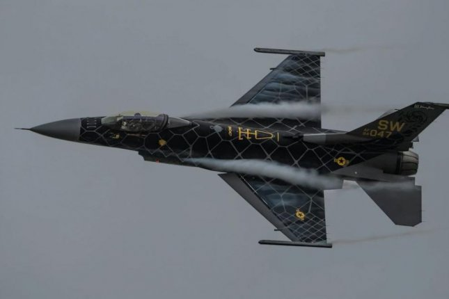 U.S. Air Force Chief of Staff Charles Q. Brown suggested this week that a replacement for the F-16 fighter planes is under consideration. Photo by Capt. Kip Sumner/U.S. Air Force