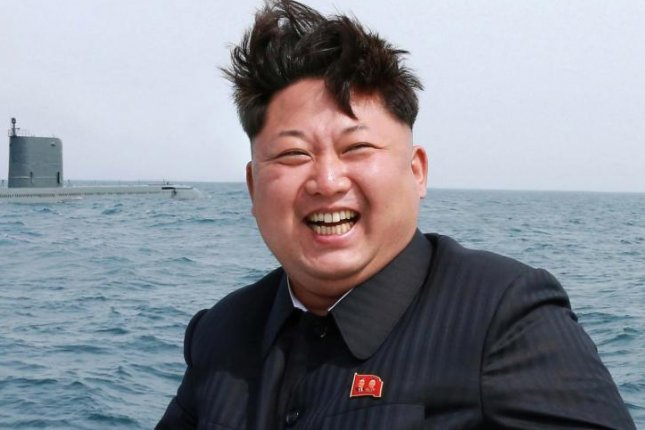 North Korean leader Kim Jong Un said Pyongyang has the ability to attack U.S. bases in the Pacific, according to state media. File Photo by Rodong Sinmun