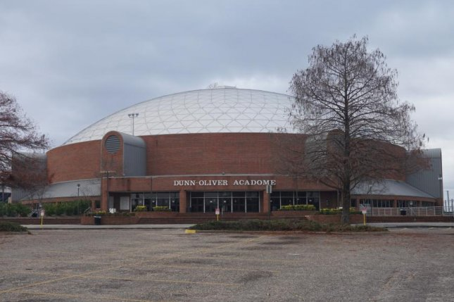 The Dunn-Oliver Acadome was the site of a large fight between women's basketball players during a game between Texas Southern and Alabama State on Monday in Montgomery, Ala. Photo courtesy of Michael Barera/Wikimedia Commons