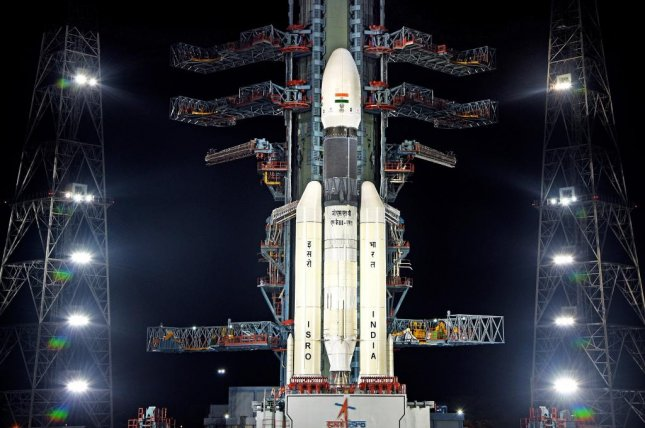 Chandrayaan-2 mission to the moon was called off with less than an hour before launch. Photo courtesy of Indian Space Research Organisation/Website
