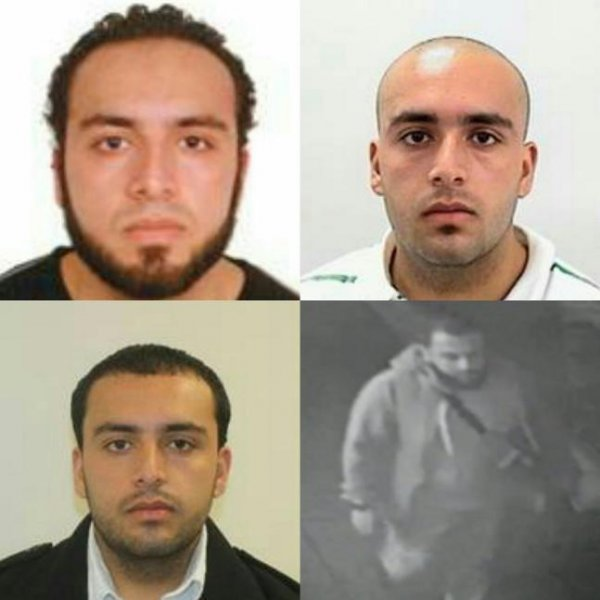 Ahmad Khan Rahami, 28, was arrested on Monday in connection to the Chelsea bombing on Saturday that injured 29 people, as well as two other bombings in New Jersey. Asia Bibi Rahami, the wife of New York City and New Jersey bombing suspect Ahmad Khan Rahami, has voluntarily returned to the United States from the United Arab Emirates. Photos courtesy of FBI