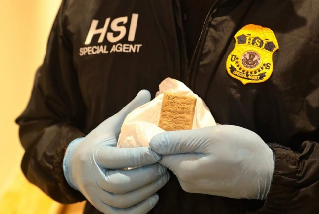 Hobby Lobby illegally smuggled 3,800 cuneiform tablets, cylinder seals and clay bullae from Iraq, items that U.S. customs officials returned to the Middle Eastern country Wednesday. File Photo courtesy of Immigration and Customs Enforcement