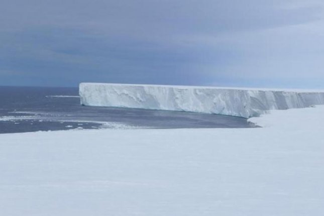The Ross Ice Shelf is the largest ice shelf in the world; it's also the fastest melting in the world. Photo by Poul Christoffersen/Cambridge University