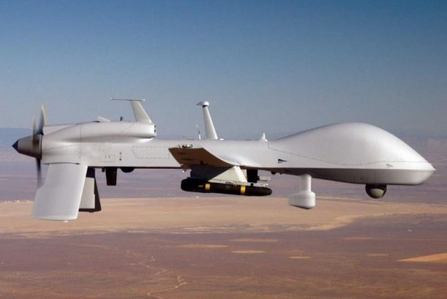 General Atomics Aeronatical Systems Inc. received a $21.7 million contract modification for work on the MQ-1C Gray Eagle unmanned aerial vehicle, the Defense Department announced Tuesday. Photo courtesy of U.S. Army
