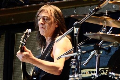 Malcolm Young died Saturday at the age of 64. 2010 photo of the AC/DC co-founder is courtesy of Wikimedia Commons