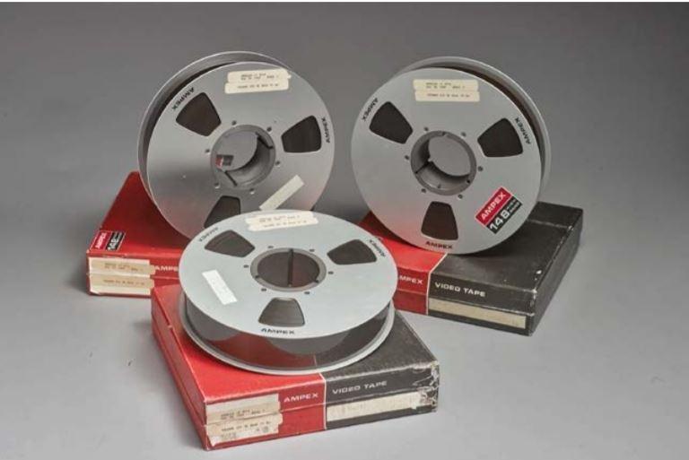 Three original NASA moon-walk videos auctioned off for $1.82M