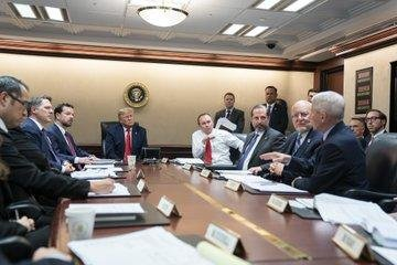 U.S. President Donald Trump instructed the newly formed coronavirus task force on Wednesday to lead the U.S. government's response to the disease and to keep him updated Photo courtesy of U.S. President Donald Trump/Twitter