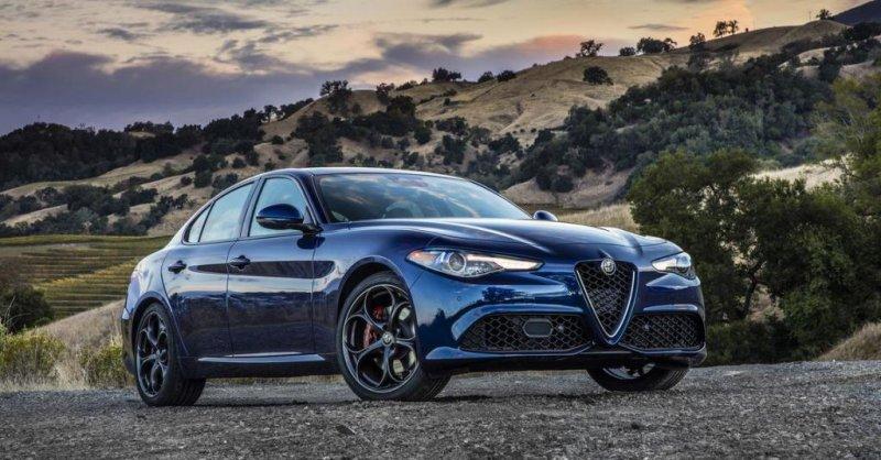 Motor Trend Names Alfa Romeo Giulia 2018 Car Of The Year