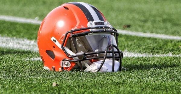 80b2d98b790 Browns QBs Taylor, Mayfield escape injuries - UPI.com