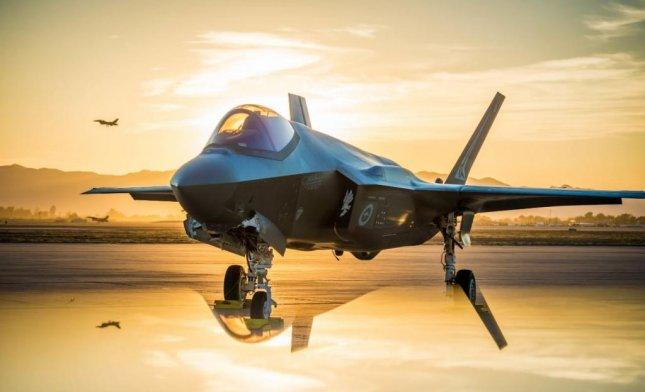 Lockheed Martin Corp. received two contracts, valued at $32.1 million and $12 million, for modifications to F-35 Lightning II Joint Strike Fighter planes, the Pentagon announced on Monday. Photo courtesy of U.S. Air Force/SSgt. Jensen Stidham