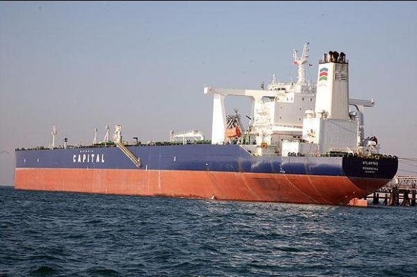 Iran said Royal Dutch Shell is scheduled to receive a shipment of its crude oil from a port on the Persian Gulf. Photo courtesy of Mohamad Penhan/SHANA