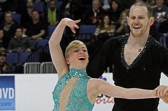 John Coughlin skates with Caydee Denney at the 2011 Skate America on October 23 in Ontario, Calif. Photo by David W. Carmichael/Wikimedia Commons The two-time champion in U.S. pairs figure skating died Friday of suicide, his sister said. He was 33.