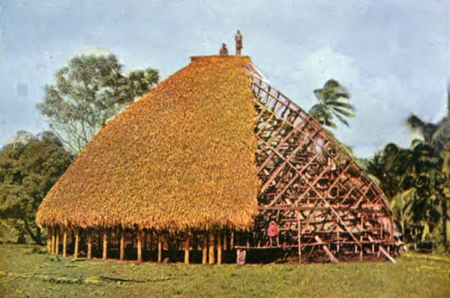 The earliest population of Samoans measured between 700 and 3,000 individuals, according to a new study. Photo byCharles S. Greene/Talofa, Samoa: A Summer Sail to an Enchanted Isle/