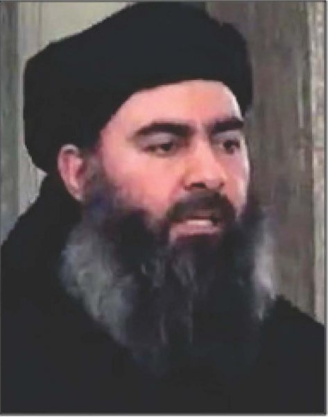 The U.S. increased the reward for Islamic State leader Abu Bakr al-Baghdadi from $10 million to $25 million. Photo from U.S. State Department