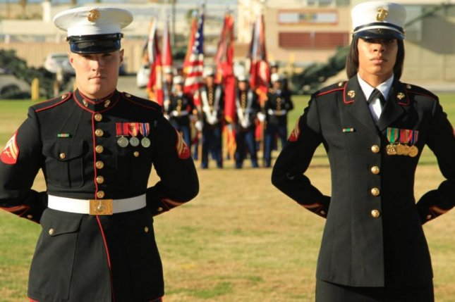 Women in the U.S. military pay more in out-of-pocket expenses than do men, a General Accountability Office report concluded. Photo by LCpl. Paul Martinez/U.S. Marine Corps