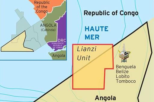 Chevron says start of oil production in field straddling the borders of the Congo and Angola could serve as a model in a region prone to territorial disputes. Image courtesy of Chevron.