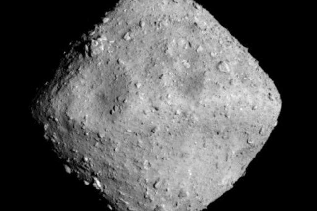 Queen guitarist Brian May makes stereo image of Ryugu asteroid
