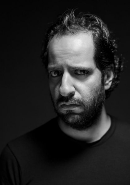 Actor and writer Ahmed Amin is to star in Netflix's first original Egyptian drama, Paranormal. Photo courtesy of Netflix