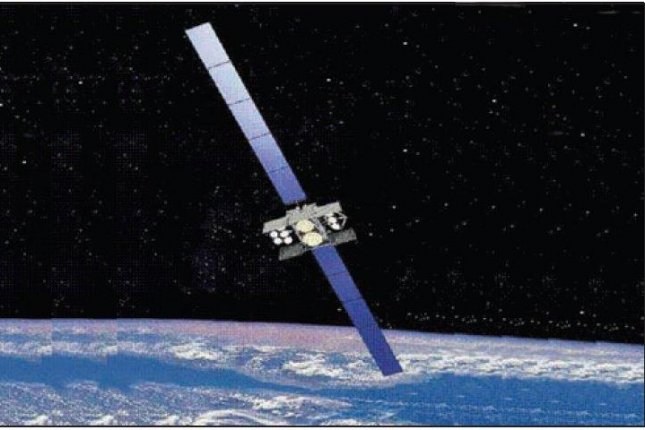 Raytheon, L-3 Communications and ViaSat have received U.S. Air Force contracts for the Wideband Global Satellite Communications, or SATCOM, program. Image by Wideband Global SATCOM Satellite program office/Wikimedia Commons