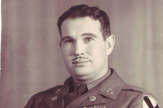 Master Sgt. Charles H. McDaniel was killed in the Korean War. File Photo courtesy of Charles McDaniel Jr.