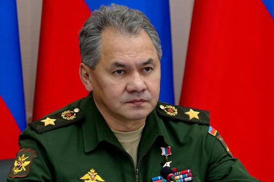 Defense Minister Sergei Shoigu announced Tuesday that Russia will have its biggest war games since 1981. Photo courtesy Russian Defense Ministry