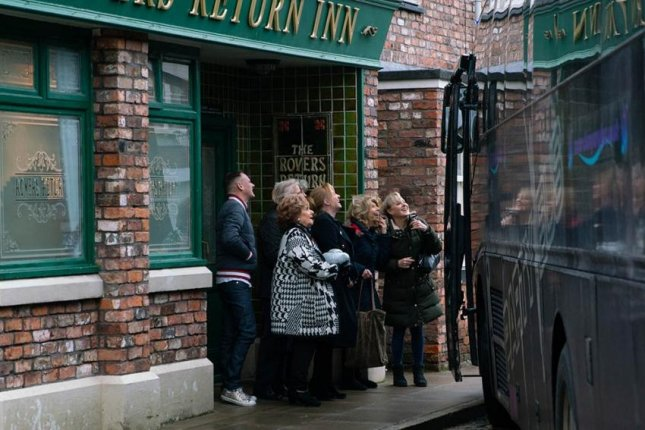 Image from Coronation Street, courtesy of ITV