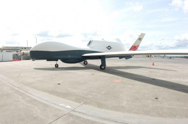 The MQ-4C Triton unmanned aerial vehicle was recently tested with new equipment aimed to enhance its autonomous operational capabilities. Photo courtesy of Northrop Grumman