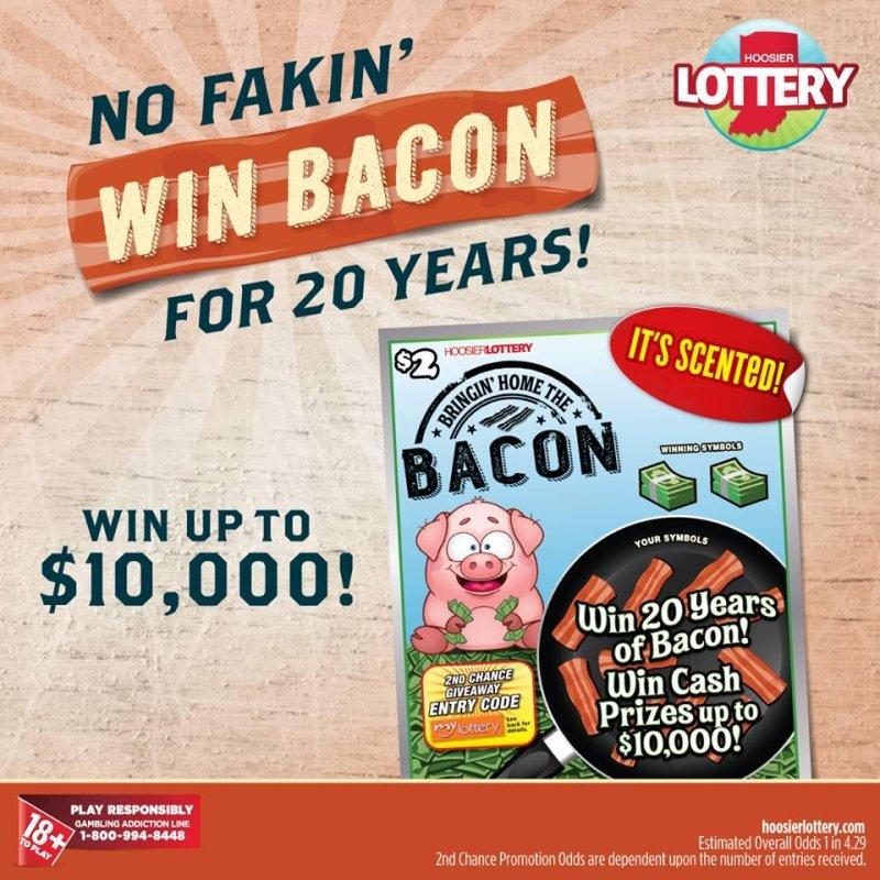 Photo courtesy Hoosier Lottery