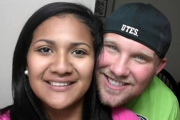 Newlyweds Josh Holt and Thamara Caleno Candelo were arrested by Venezuelan authorities on weapons charges in June, 2016. Laurie Moon Holt, Holt's mother, on Monday said her son could possibly have a concussion after falling up to 10 feet in jail. Photo courtesy of JusticeforJosh