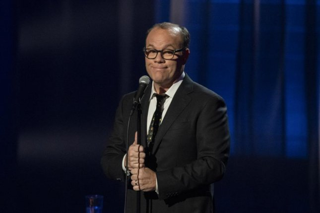 Comedian Tom Papa said he keeps subjects like politics and current events out of his comedy because he wants the material to be timeless. Photo courtesy of Netflix