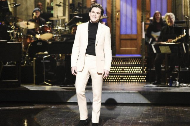 Game of Thrones icon Kit Harington hosted this weekend's edition of Saturday Night Live, Photo courtesy of NBC