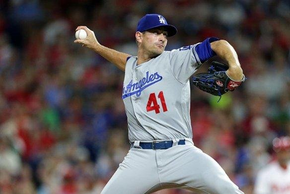 Veteran reliever Daniel Hudson has a new home with the Blue Jays, signing a deal in hopes of helping a bullpen that has been hit recently by injury. Photo by Twitter/Blue Jays