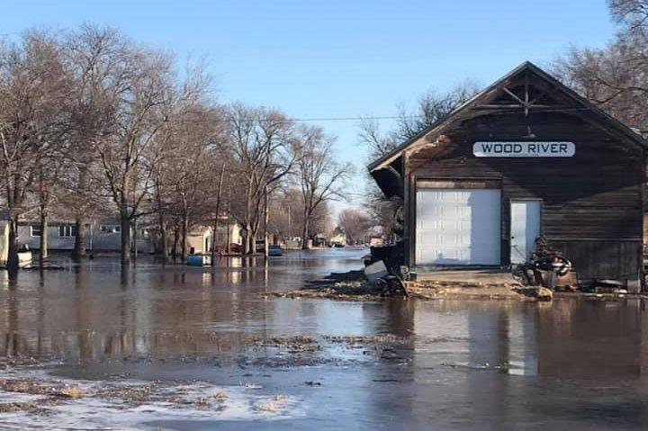 Second Nebraska man dead in widespread flooding