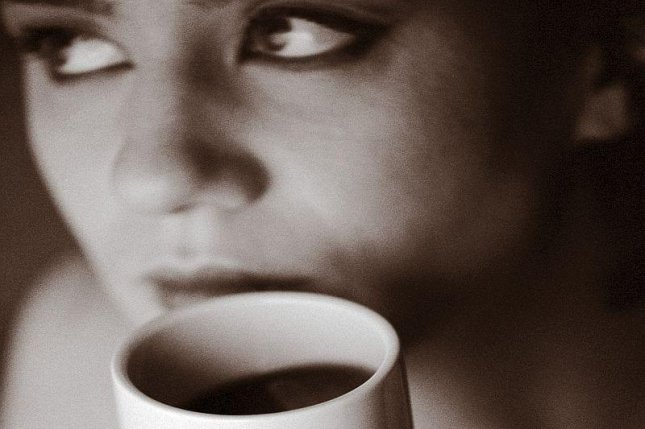 Consuming more than 400 mg of caffeine at once may lead to feeling overstimulated and anxious, and bring on symptoms such as racing heart, nausea or abdominal pain.Photo courtesy of HealthDay News