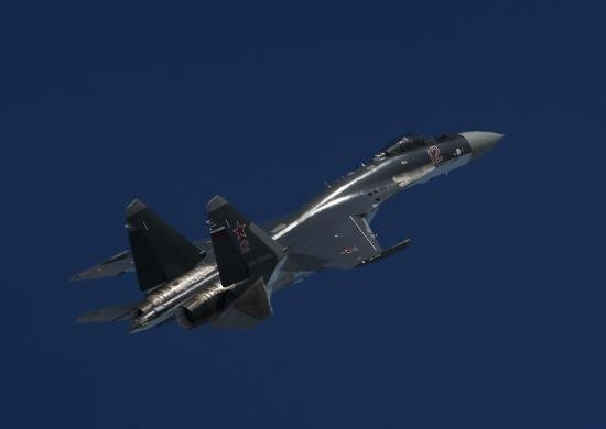 In November, China signed a contract for the purchase of 24 Su-35 multifunctional fighters and became the first foreign customer to purchase these Russian aircraft. Photo courtesy of Ministry of Defense of the Russian Federation