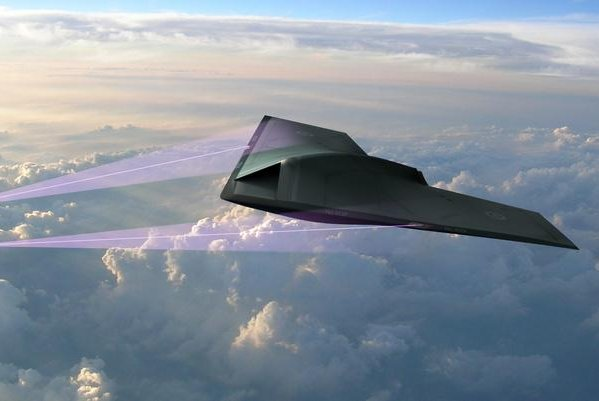 BAE's Laser Air Speed Sensing Instrument, or LASSI, is being exhibited at the Farnborough International Air Show. Photo courtesy BAE Systems