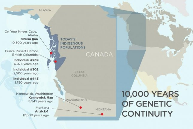The genes of today's native peoples in the Pacific Northwest can be traced back at least 10,000 years, new research shows. Photo by Julie McMahon