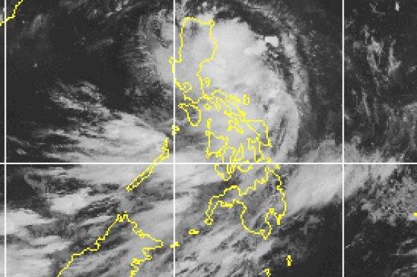 Tropical storm threatens Philippines, China, Vietnam