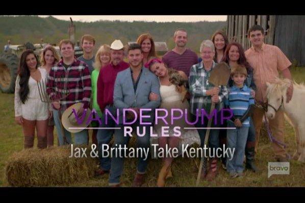 Jax Taylor and Brittany Cartwright will star on the new Bravo series Vanderpump Rules: Jax & Brittany Take Kentucky. Photo by Brittany Cartwright/Instagram
