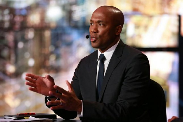 The Kansas City Chiefs reportedly are interested in interviewing ESPN analyst Louis Riddick for their vacant general manager opening. Photo courtesy of ESPN/Twitter