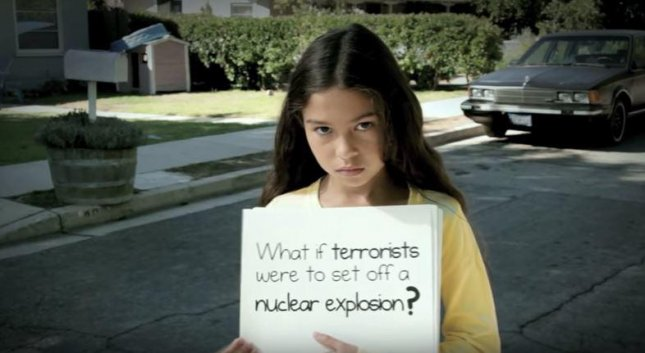 The local government in Ventura County, Calif., is urging residents to be prepared for a nuclear attack with videos and a website with preparedness information. Photo by Ventura County/YouTube