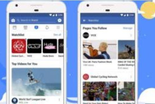 Facebook watch video service begins worldwide operations upi facebook watch video service begins worldwide operations publicscrutiny Choice Image