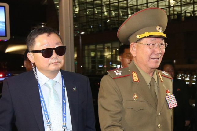 North Korean official Hwang Pyong So said Tuesday that South Korea learned a lesson about provocations, but that the deal's outcome was a positive development for both North and South. File Photo by Yonhap