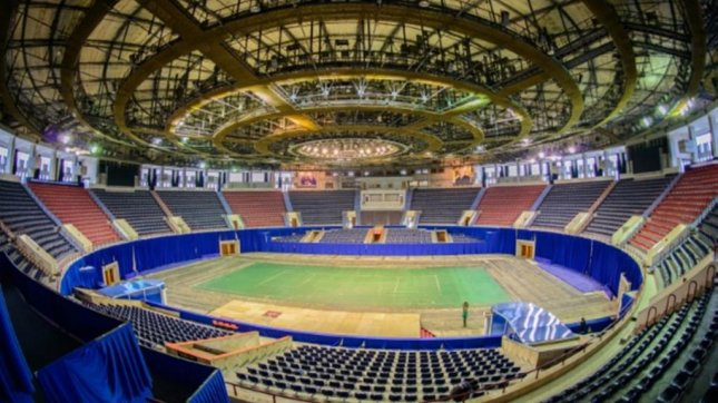 The venues are ready for the first European Games in Baku, Azerbaijan. Photo courtesy of Baku 2015 First European Games website.