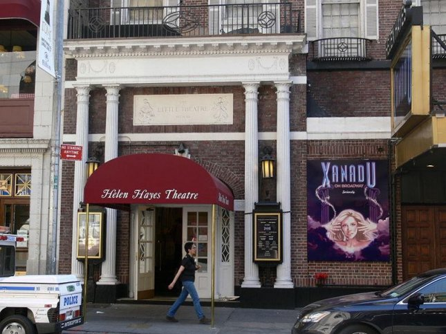 The Helen Hayes Theatre in 2007. Wikimedia Commons